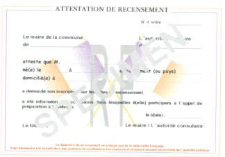 autorisation signe par tuteur pour examen